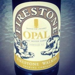 Firestone Walker | Dry Hopped Opal Saison 7.5% ABV