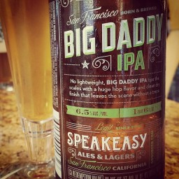 Speakeasy Ales | Big Daddy IPA 6.5%