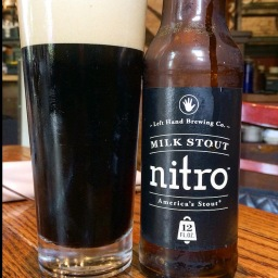 Left Hand Brewing | Nitro Milk Stout 6%